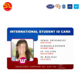 125kHz ID de carte à puce sans contact RFID avec numéro de série