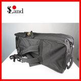 Sac à dos noir de sac de matériel de tremblement de tir à l'arc de couleur de sports en plein air de qualité