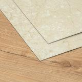 Carrelages de marbre de vinyle de PVC des graines/18 tuiles de '' x18 '' Lvt