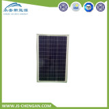 Poli modulo solare solare del comitato 80W per la centrale elettrica