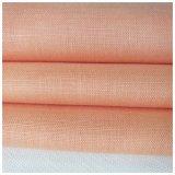 リネンビスコースファブリック10X10、ワイシャツのために、Tシャツ、スカートの布