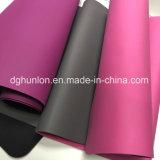 Haltbare Stärke TPE-Yoga-Matten der Farben-Doppelt-Seiten-6mm