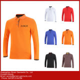 남자와 여자 (P88)를 위한 도매 유럽 크기 평야 폴로 셔츠