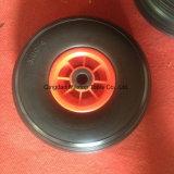 Roda livre lisa da espuma do plutônio de China 300-4 com linha teste padrão