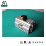 Válvula de bola de polvo de neumático Actuator-Valve partes