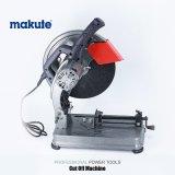 Makute 355mm coupant a vu la commande numérique par ordinateur découper la machine