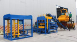 Máquina de fabricación de ladrillo concreta completamente automática de la alta capacidad