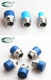 Conectores fêmea reta Spcf08-02 Aço Inoxidável 304 fichas de ar pneumática