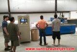 工場は直接ガントリーWaterjet打抜き機、ウォータージェットのカッターを供給する