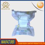Soem-Baby-schläfrige Baby-Wegwerfwindel hergestellt in China