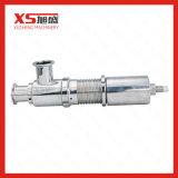 38.1mmのステンレス鋼Ss304 Ss316Lの衛生衛生学の空気の安全安全弁