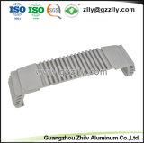 Profil en aluminium personnalisée en usine avec la norme ISO 9001