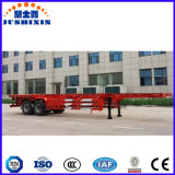 Китай 40FT 2 Axle 45t каркасный контейнера трейлер Semi для промотирования
