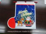 Sacchetto caldo del regalo dell'imballaggio di Buon Natale di vendita 2017