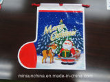 Sac chaud de cadeau d'emballage de Joyeux Noël de la vente 2017