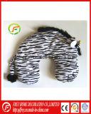 L'Afrique Animal jouet Zebra voyageant cou oreiller coussin