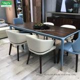 현대 덮개를 씌운 가죽 식사 의자 편리한 안락 의자 (YC541)