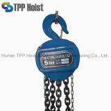 Lifttingを構築するためのHsc 1000kgの携帯用産業小型の手動プーリーチェーンブロック
