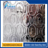 reticolo del piatto dell'acciaio inossidabile 201 304 che timbra il migliore prezzo