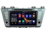 7inch Mazda를 위한 인조 인간 자동차 라디오 DVD 5 2009 2010 2011 2012의 자동차 GPS 선수