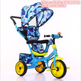Baby-/Kind-Dreiradkind-Gummirad-Pedal-Dreirad