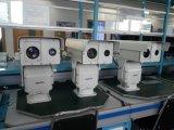 De luchthaven gebruikte de Camera van de Thermische Weergave van de Lange Waaier PTZ