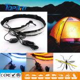 Illuminazione flessibile di campeggio della tenda LED dell'indicatore luminoso del lavoro di controllo più fioco LED