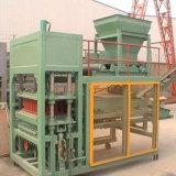 4-15 Qt Médio máquina para fabricação de tijolos de concreto automática para venda