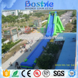 販売のための大人水スライド膨脹可能な水スライド