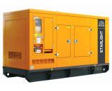 440kw/550kVA 침묵하는 발전기 발전소 Perkins 방음 디젤 엔진 발전기