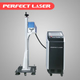 machine d'inscription de laser de CO2 de 10W 30W 60W pour la bouteille en plastique