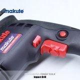 Ferramentas elétricas da mão de Makute da broca do impato da mão com 810W