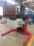 서류상 롤 죔쇠를 가진 전기 2000kgs 깔판 쌓아올리는 기계
