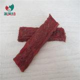Intestino Grueso de puré de carne de vacuno de carne de animales de compañía Snack