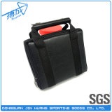 Кожаный черные бумажник дротика/мешок дротика/случай дротика