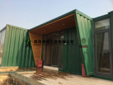 контейнер выставочного зала черни 40FT/контейнер выставки