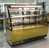 Perfecte Automatisch ontdooit de Koelkast van de Vertoning van de Cake van de Luxe van het Systeem