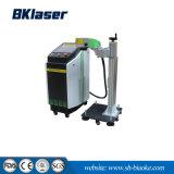 machine de marquage au laser à fibre de vol en ligne pour le métal