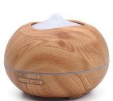 300ml木製の穀物の熱い販売のPortalbe Aromatherapgyの精油の拡散器