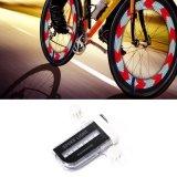 14 светодиодный RGB 30 моделей на велосипеде велосипед велосипед колеса лампа