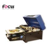 Принтер тенниски хлопка фокуса A3 планшетный DTG