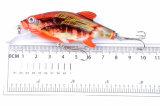 Harter Köder-Oberseite-Wasser-Fischen-Kurbel-Köder strich ABS Köder an
