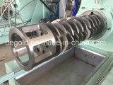 Degold Horizontal Molino de cordón de 30 litros de tinta para la producción