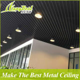 사무실 건물을%s 2017 알루미늄 금속 배플 천장 시스템
