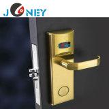Fechamento de porta Keyless do hotel do smart card com sistema de gestão do fechamento de porta