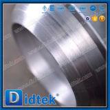 Válvula de porta do Bw Wcb da engrenagem de Didtek para a refinaria