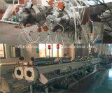 16 mm 40 mm 50 mm 63 mm de PVC Doble salida de tubo de línea de extrusión
