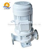 Pompa ad acqua in-linea verticale centrifuga della conduttura