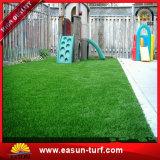 Verde natural al aire libre de Césped Artificial Césped alfombra de césped sintético