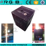 Efecto de la etapa de la máquina de fuegos artificiales de llama chispa Venta caliente en China